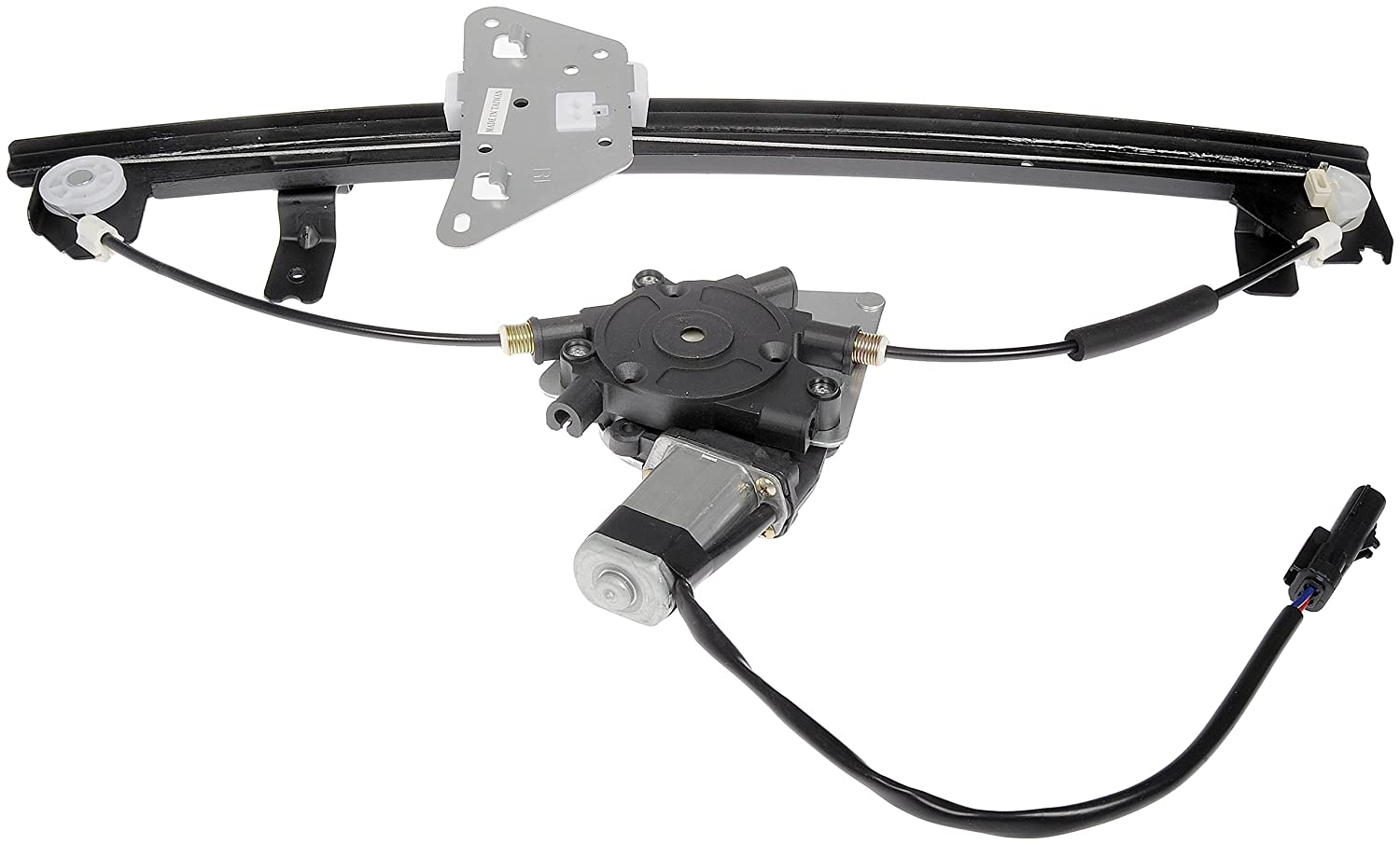 Dorman 741-599 Dodge Rear Passenger Side Window Regulator with Motor Dorman - OE Solutions