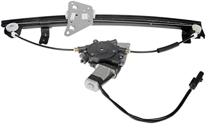 dorman 741-598 rear driver side power window regulator and motor assembly  for select dodge