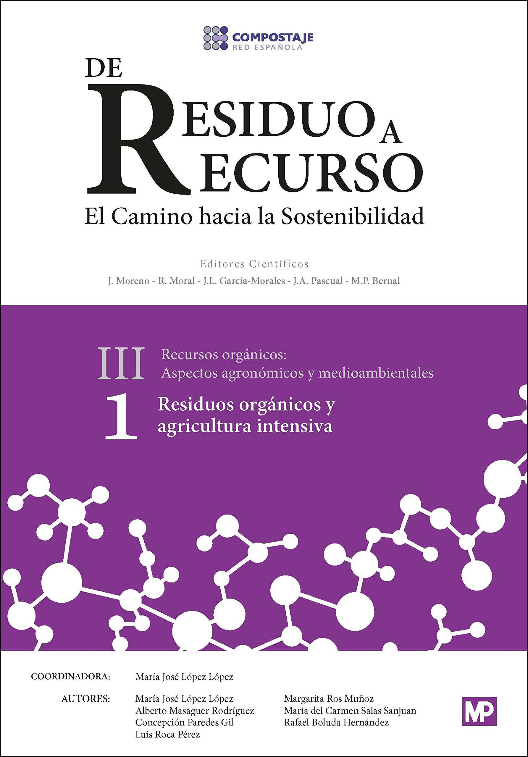 Residuos orgánicos y agricultura intensiva III.1: Varios: 9788484767077: Amazon.com: Books