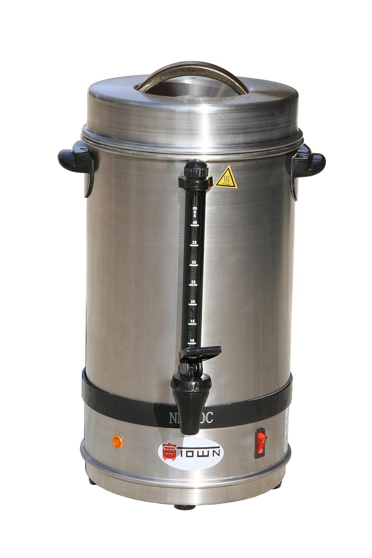 ステンレススチール6-literコーヒーボイラー   B003WKJL2I