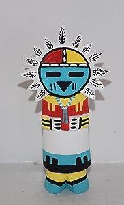 Grace Pooley Collectible Route 66 Hopi Sun Kachina