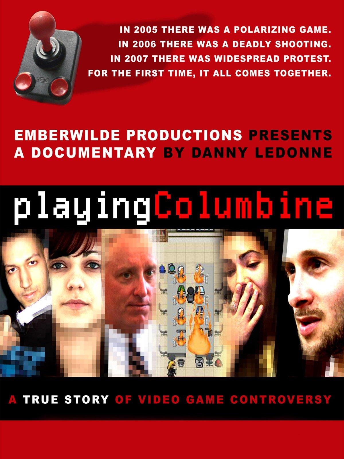 Amazon: Playing Columbine: Albert Art, Peter Baxter, Melissa Fuller,  Danny Ledonne: Amazon Digital Services Llc