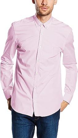 POLO CLUB Camisa Hombre Gentle Sport Rosa 3XL: Amazon.es ...