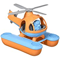 Deals on Green Toys Seacopter, Orange/Blue CB Pretend Play