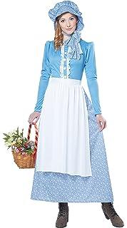 Amazon.com: California Costumes Pioneer Girl Child Costume, Small ...