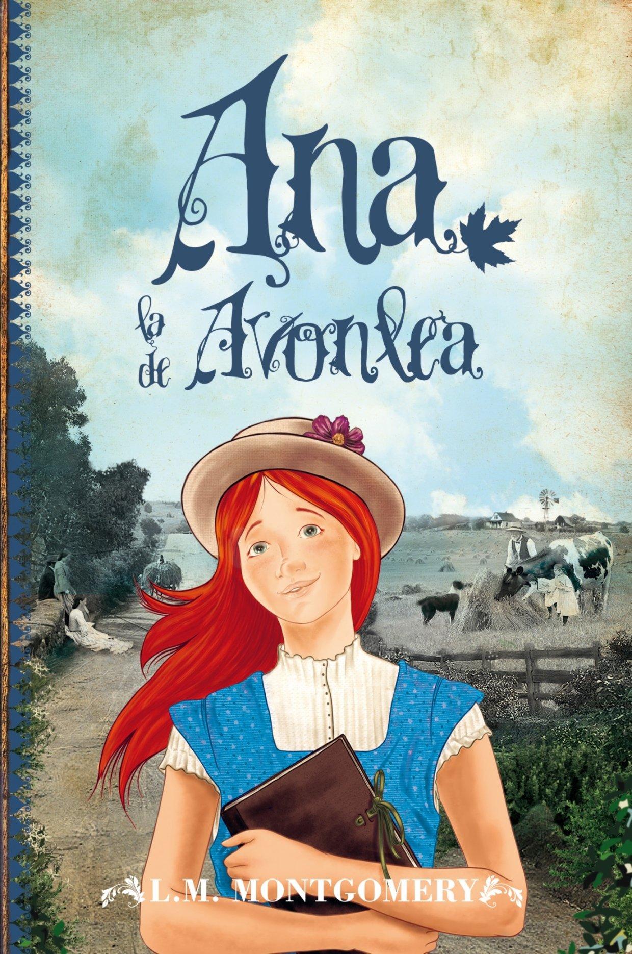 Amazon.com: Ana, la de Avonlea (Anne of Green Gables ...