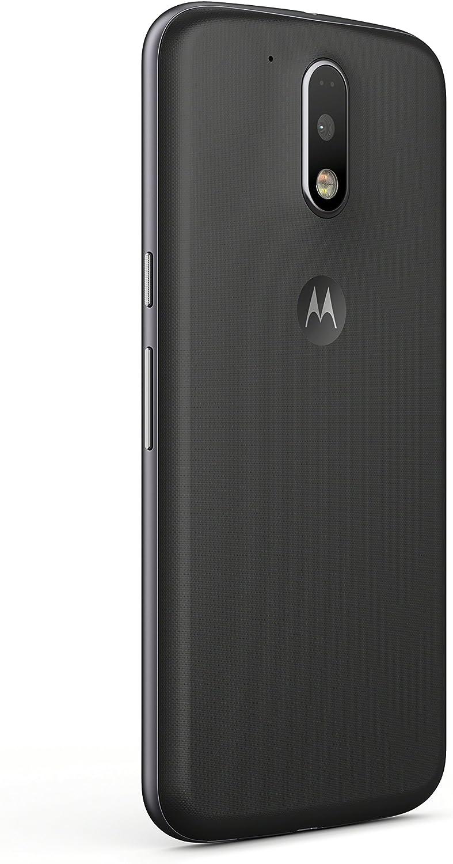 Motorola Moto G4 Plus 4G 16GB Dual SIM Black SIM: Amazon.es ...