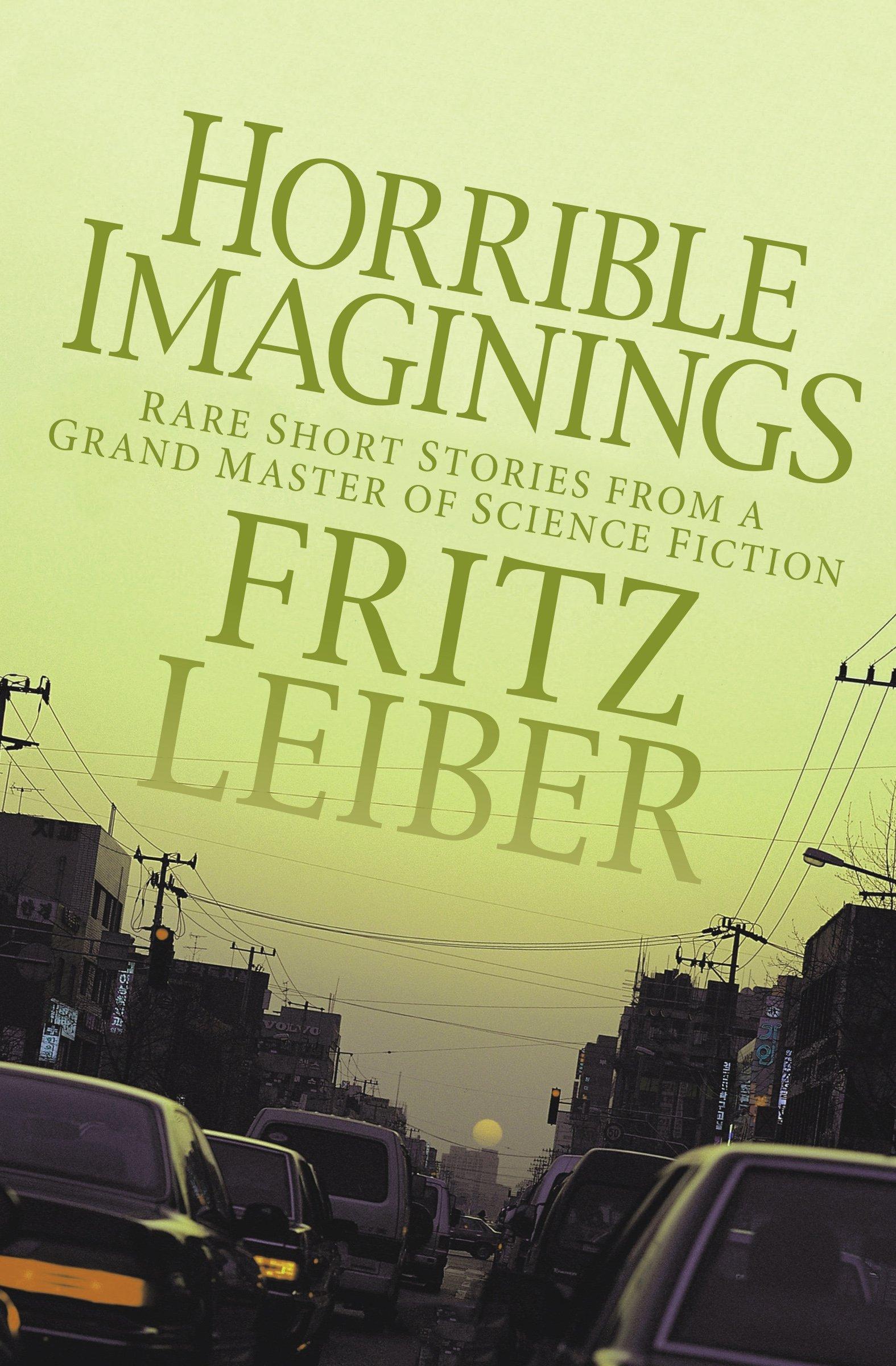 Read Online Horrible Imaginings: Stories ebook