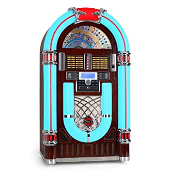 Audiola Majestic JB 3710TT Jukebox (Rockabilly Jukebox Estilo ...