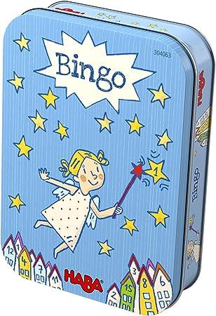 Haba- Bingo - ESP, (Habermass 304063): Amazon.es: Juguetes y juegos