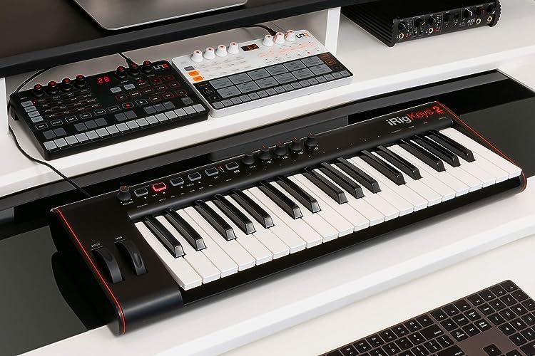 iRig Keys 2:MIDI