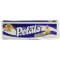 Pétalo Servilletas, color Blanca, 450 Piezas