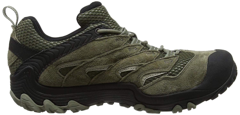 Merrell Women's Chameleon 7 Limit Waterproof Hiking Boot B0716Z8SXT 8.5 M US Dusty Olive