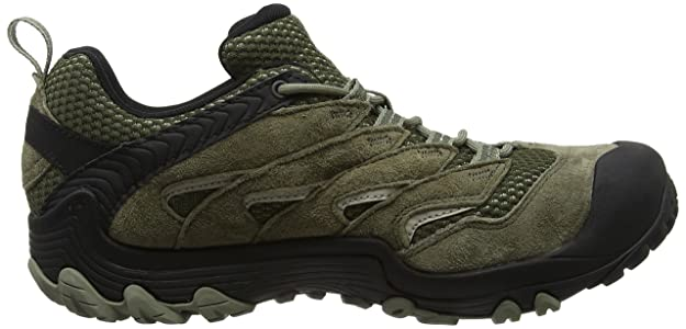 Amazon.com | Merrell Chameleon 7 Limit WTPF Walking Shoes 7.5 D(M) US Dusty Olive | Hiking Shoes