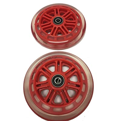 Razor Kick Scooter 125mm Wheels (Red) : Sports & Outdoors