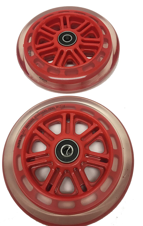 Razor Kick Scooter 125mm Wheels (Red)