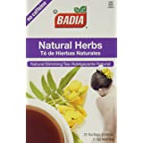 badia rezultatele de ceai natural natural