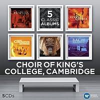 King's College Choir, Cambridge - 5 Classic Albums