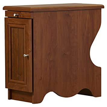 Amazoncom Charlton Home Crosskennan End Table Wooden Side Table
