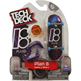 TECH DECK (テック デッキ) 96mm Vol.10 / Plan B / Team Black Hole 20089666