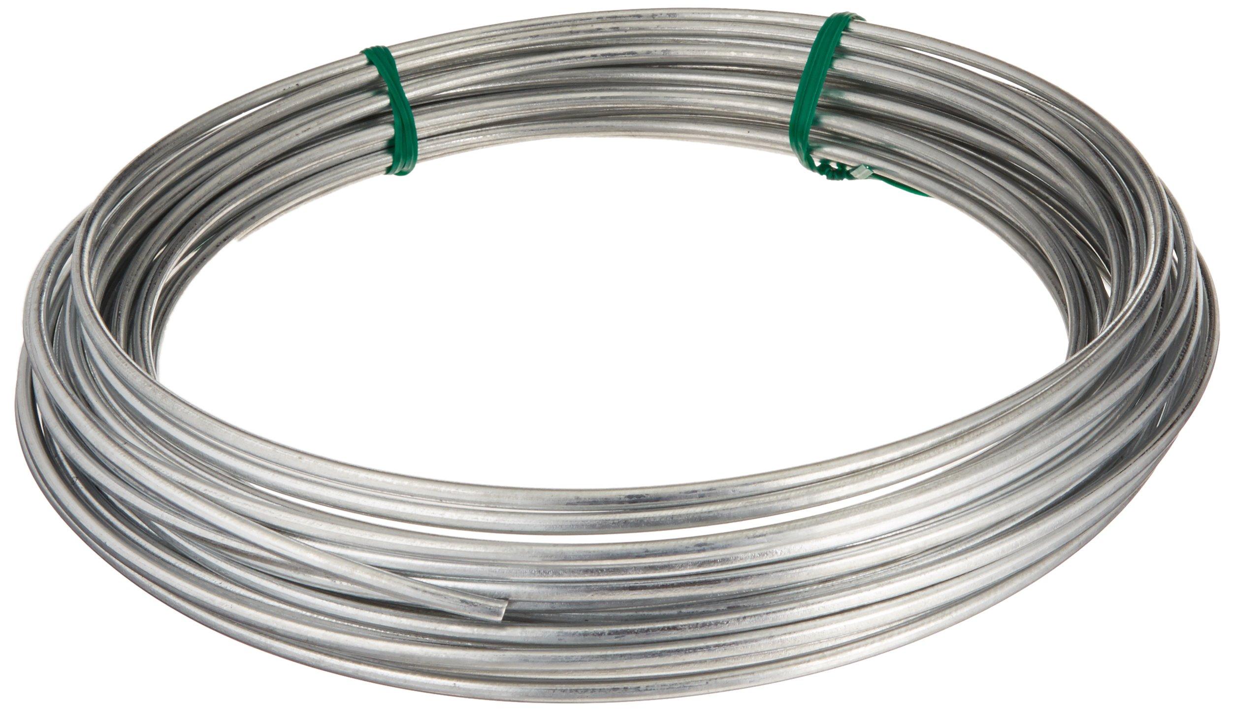 hillman 122062 galvanized solid utility wire 9 gauge 50
