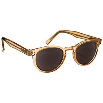 4af13752f2b The Reading Glasses Company Transparent Gold Sun Readers Womens Mens Inc  Case UVSR089 Strength +1.00  Amazon.co.uk  Health   Personal Care