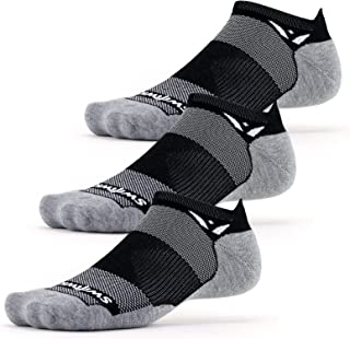 product image for Swiftwick- MAXUS ZERO Tab (3 Pairs) Running & Golf Socks, Maximum Cushion