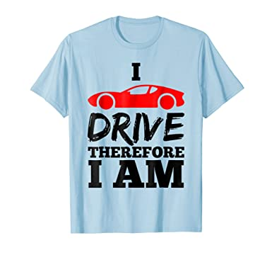 Amazoncom Funny Driver Car Auto Phrases Quotes Jokes White T Shirt