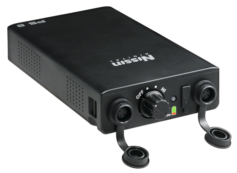 Nissin NI-HPS008N Battery Power Pack PS 8 for Nikon Flashgun