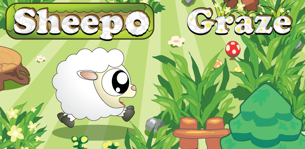Sheepo Graze – Lawn Mower Sheep Eat Grass
