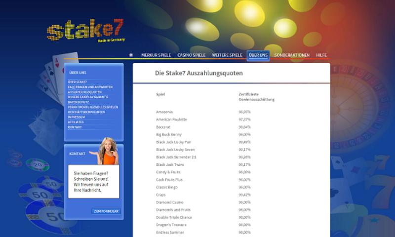 stake7 app