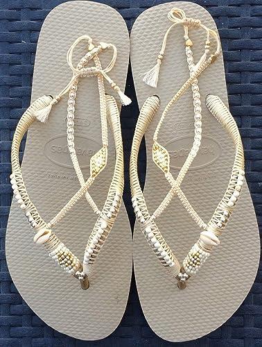 9bc723016fd Amazon.com  Unique Women s Sandals