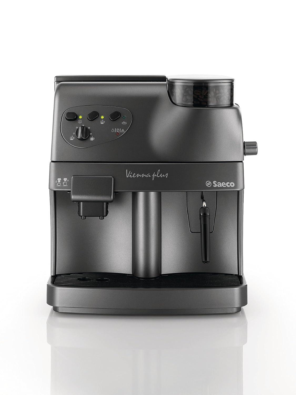 Philips Saeco RI9737//21 Vienna Plus Automatic Espresso Machine Graphite
