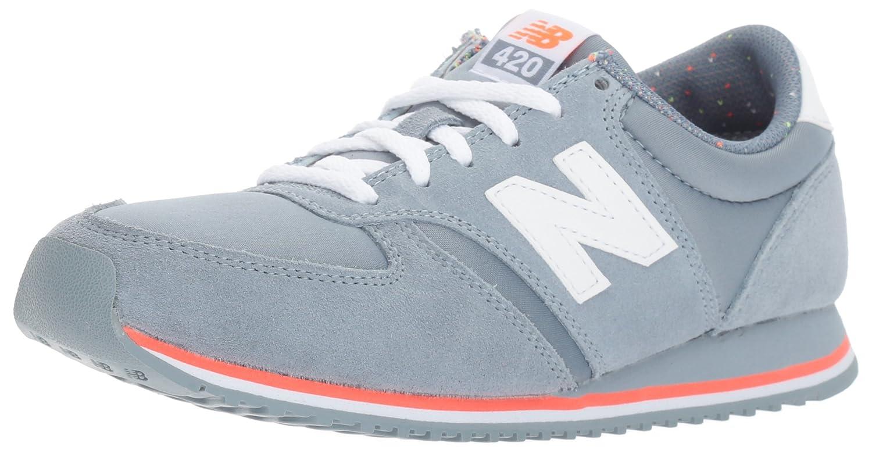 New Balance Women's 420v1 Lifestyle Sneaker B01NBA6WKR 9.5 B(M) US|Cyclone/Steel
