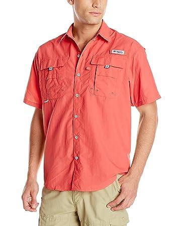 Amazon.com: Columbia Men's Bahama II Short-Sleeve Shirt: Sports ...