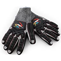 Lobster Gloves for Diving | Kevlar Spearfishing Dive Glove | Puncture Resistant