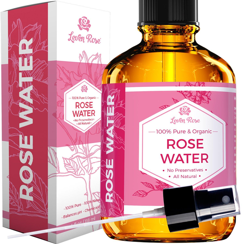 rose water for skin