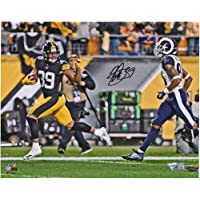 """$55 » Minkah Fitzpatrick Pittsburgh Steelers Autographed 8"""" x 10"""" Fumble Recovery Wave…"""
