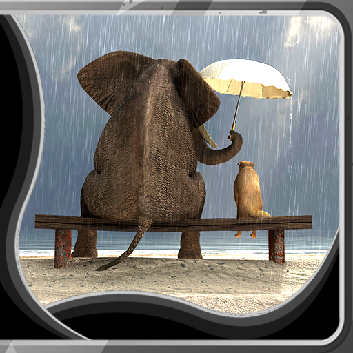 Rain Live Wallpapers (Best Live Weather Wallpaper App For Android)