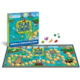 Learning Resources Sum Swamp Game, Homeschool, Addition/Subtraction, Early Math Skills, Math Games for Kids, Educational…