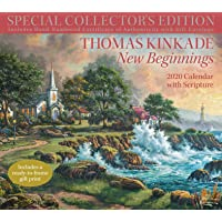Thomas Kinkade Special Coll 20 Wall Cal