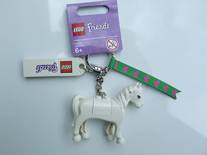 Amazon.com: LEGO 850789 Friends caballo bolsa encanto ...