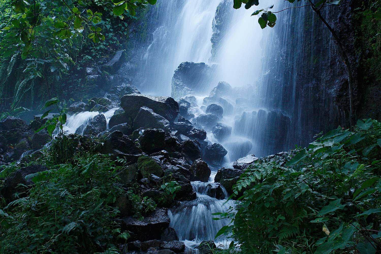 pigbangbang、Stainedアートジグソーパズル子供大人用LiterateジグソーパズルGule 1500 B079672ZL6 Piece 34.4 Waterfall夏 X Piece 22.6