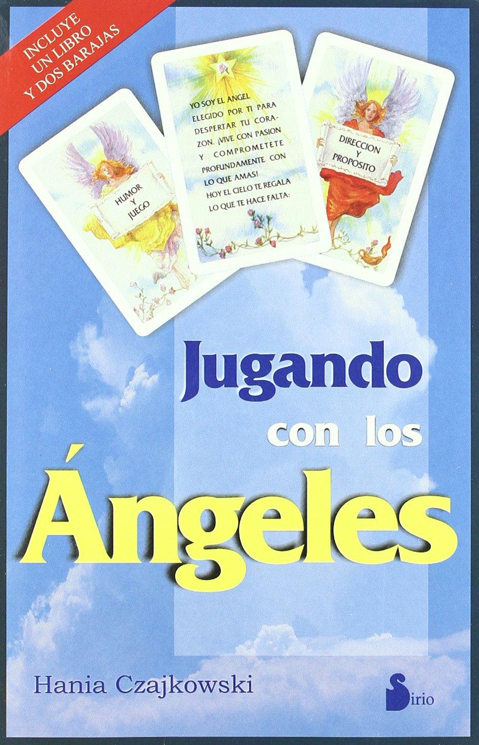 Jugando con los angeles (estuche) (2009): Amazon.es: HANIA ...