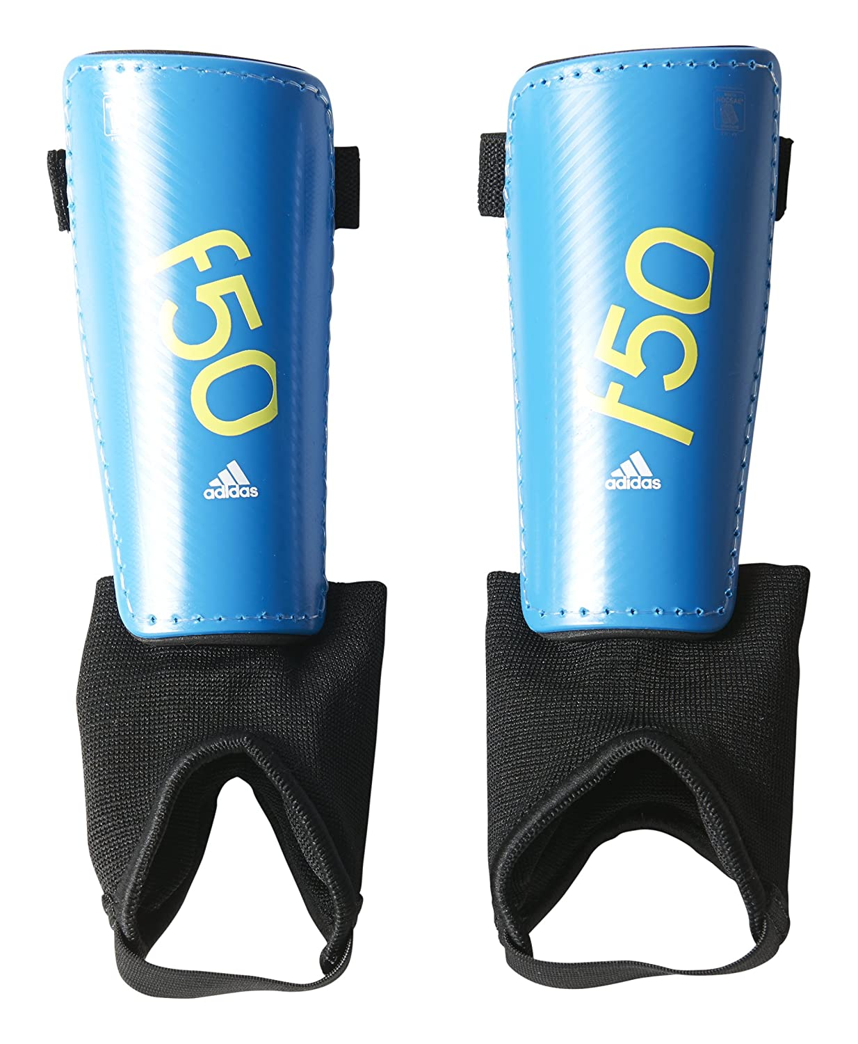 Amazon.com   adidas Performance F50 Youth Shin Guards   Sports   Outdoors f987e99301ce