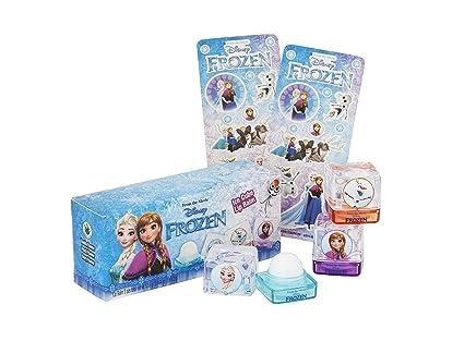 Lip Smacker Disney Frozen - Bálsamo de labios con forma de cubito de hielo con aloe
