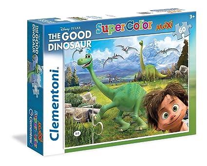Clementoni The Good Dinosaur - Arlo Puzzle (60 Piece), 13.19 x 9.25