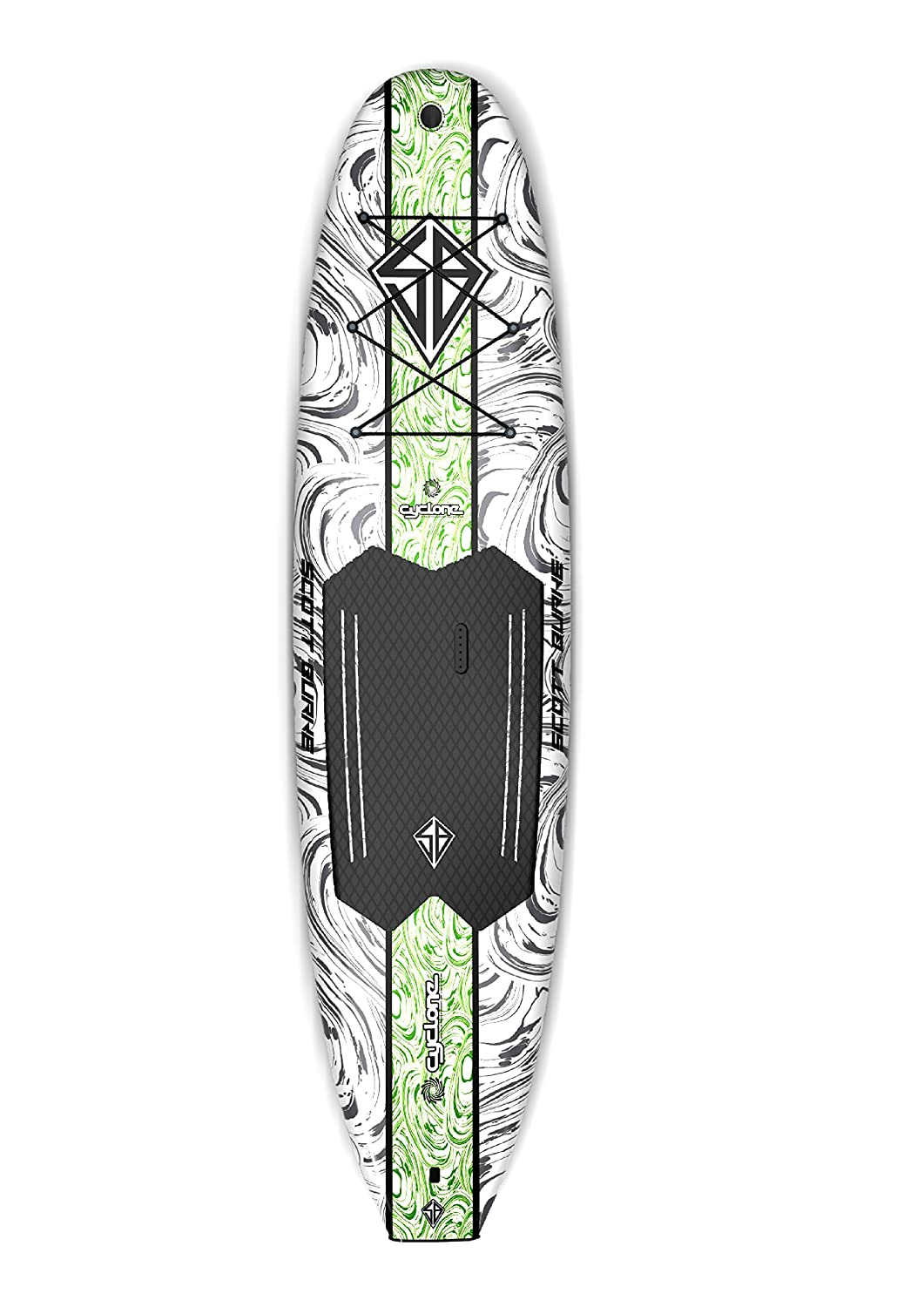 Scott Burke Burke 106 Stand Up Paddleboard, Large