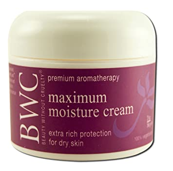 Maximum Moisture Cream - 2 oz. by Beauty Without Cruelty (pack of 6) Secret Key, Starting Treatment Aura Mist, 3.38 oz (pack of 3)