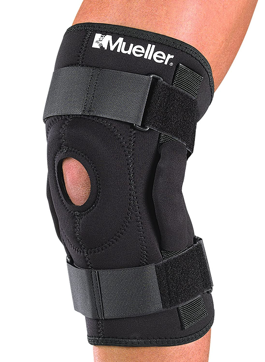 336d37c1a1 Patterson Medical Triaxial Mueller Hinged Knee Brace Size:40-45 cm:  Amazon.co.uk: Sports & Outdoors